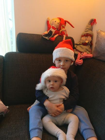 Mine julenisser